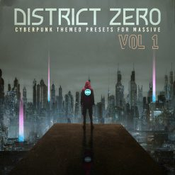 District Zero Vol1 Cover