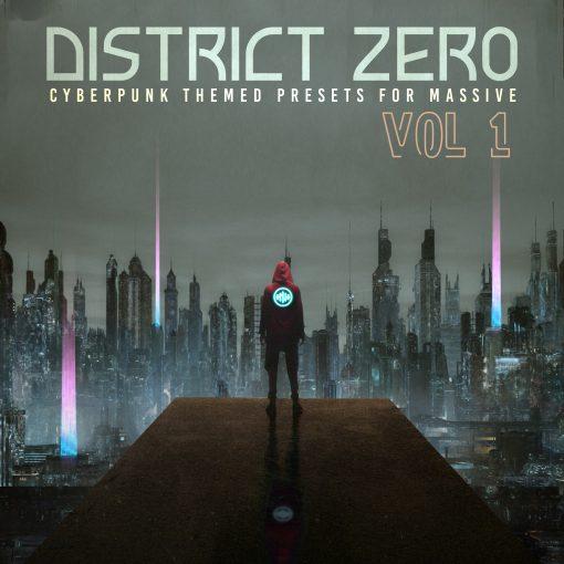 District Zero Vol1 Cover